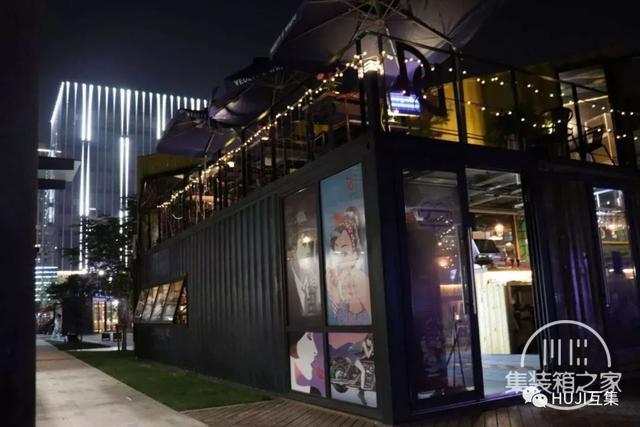 这家开在办公园区的集装箱酒吧,漫游在微醺和艺术的自由空间里-9.jpg