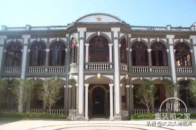 汕头老城的一栋百年别墅:香园-1.jpg