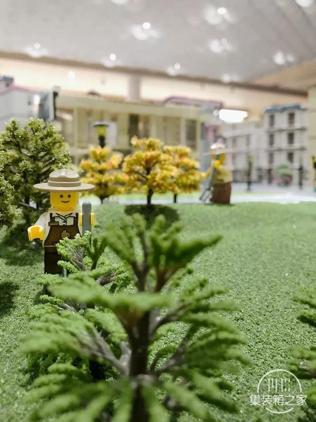 建筑师用上万块积木搭沙盘,做了一个从童话里走出来的售楼中心-7.jpg