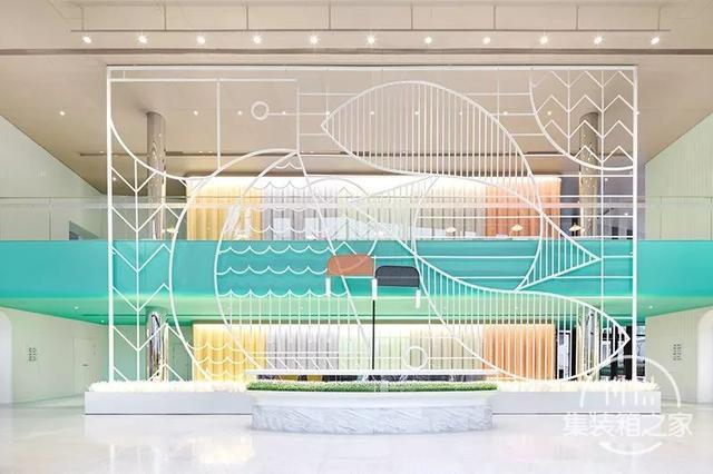 建筑师用上万块积木搭沙盘,做了一个从童话里走出来的售楼中心-9.jpg