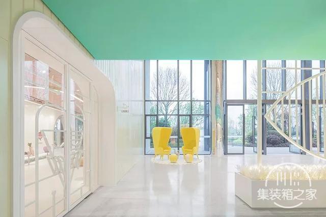 建筑师用上万块积木搭沙盘,做了一个从童话里走出来的售楼中心-23.jpg