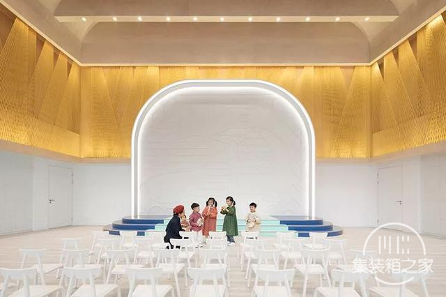 建筑师用上万块积木搭沙盘,做了一个从童话里走出来的售楼中心-38.jpg