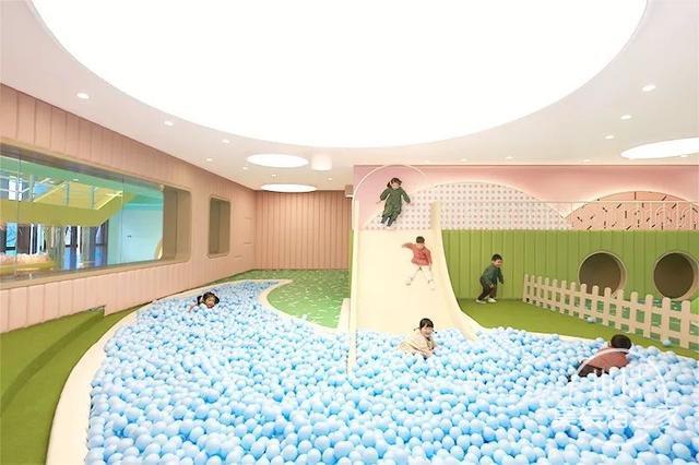 建筑师用上万块积木搭沙盘,做了一个从童话里走出来的售楼中心-46.jpg