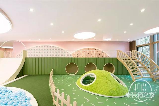 建筑师用上万块积木搭沙盘,做了一个从童话里走出来的售楼中心-47.jpg