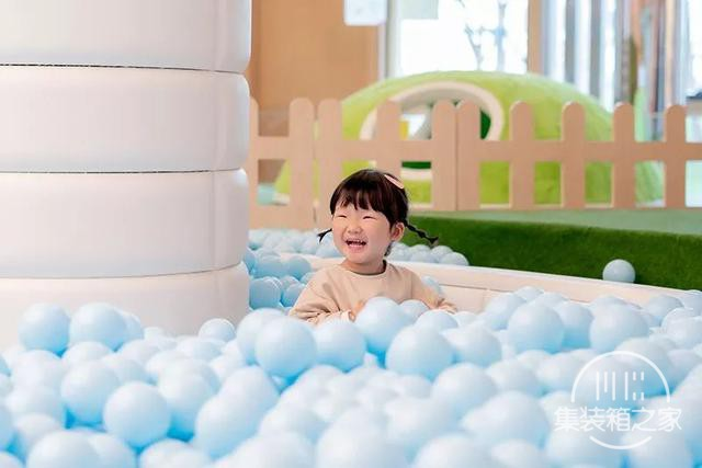 建筑师用上万块积木搭沙盘,做了一个从童话里走出来的售楼中心-50.jpg