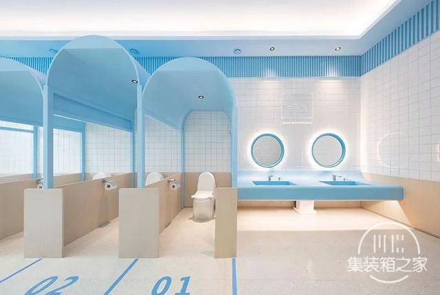 建筑师用上万块积木搭沙盘,做了一个从童话里走出来的售楼中心-52.jpg