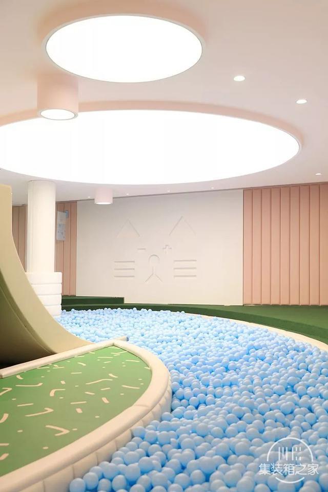 建筑师用上万块积木搭沙盘,做了一个从童话里走出来的售楼中心-51.jpg