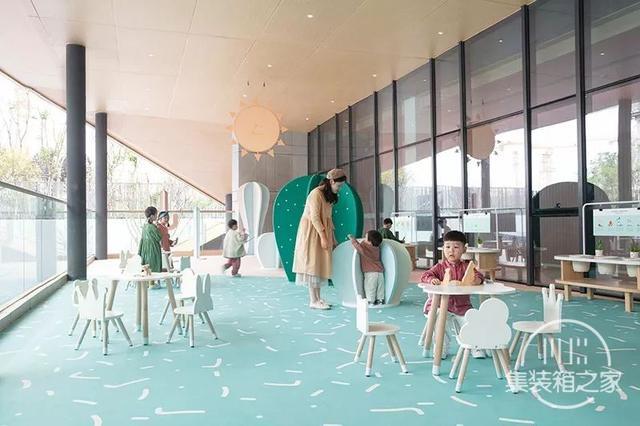 建筑师用上万块积木搭沙盘,做了一个从童话里走出来的售楼中心-67.jpg