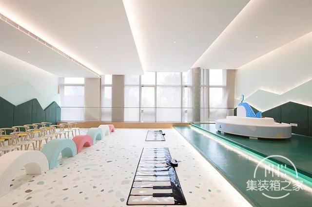 建筑师用上万块积木搭沙盘,做了一个从童话里走出来的售楼中心-71.jpg