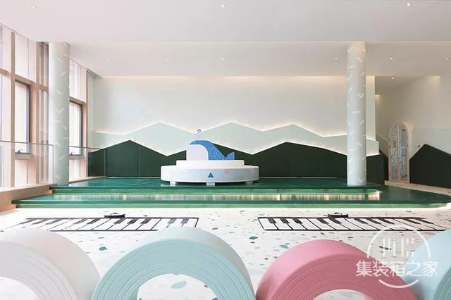 建筑师用上万块积木搭沙盘,做了一个从童话里走出来的售楼中心-72.jpg