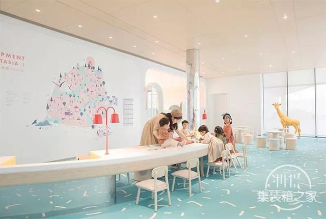 建筑师用上万块积木搭沙盘,做了一个从童话里走出来的售楼中心-79.jpg