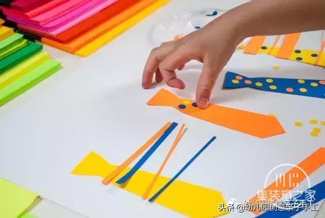 幼儿园父亲节手工制作大全,节日创意看这里-14.jpg