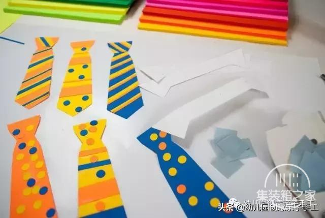 幼儿园父亲节手工制作大全,节日创意看这里-17.jpg