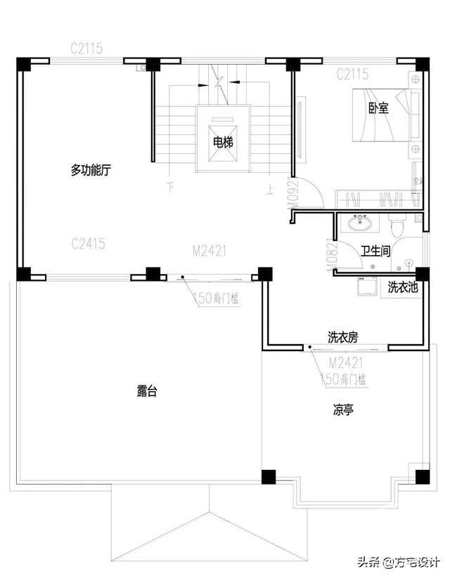 泉州蒋宅——4层简欧风格自建别墅,-15.jpg
