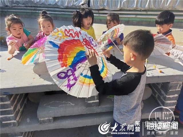 """稻庄镇西水幼儿园中二班开展""""创意涂鸦""""活动-1.jpg"""