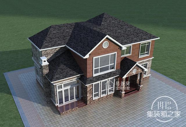 二层别墅欧式别墅设计图纸-4.jpg
