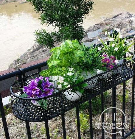 如何在家打造一个小花园?创意花架来装点,筑造自然家居生活-1.jpg
