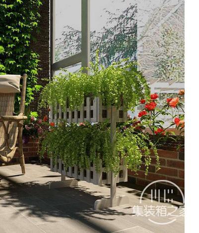 如何在家打造一个小花园?创意花架来装点,筑造自然家居生活-2.jpg