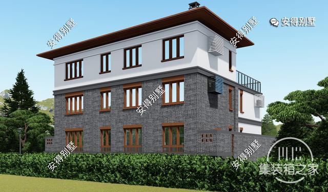 5款精美的中式别墅设计,新颖大气、实用舒适,效果图+平面图-4.jpg