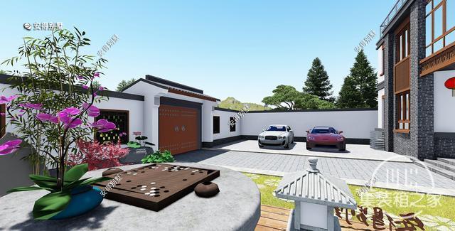 5款精美的中式别墅设计,新颖大气、实用舒适,效果图+平面图-5.jpg