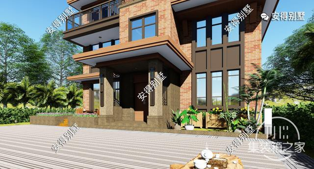 5款精美的中式别墅设计,新颖大气、实用舒适,效果图+平面图-31.jpg