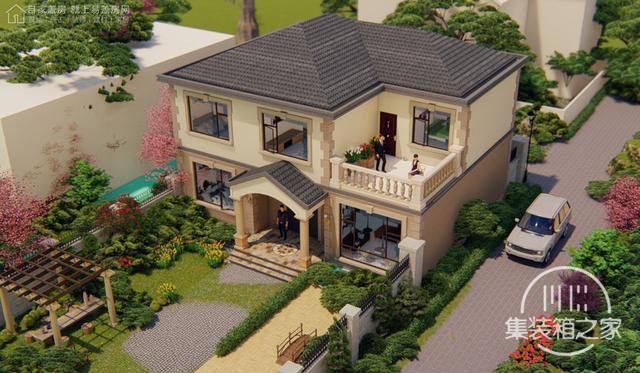 农村高档自建欧式别墅设计图纸-5.jpg