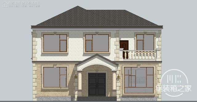 农村高档自建欧式别墅设计图纸-14.jpg