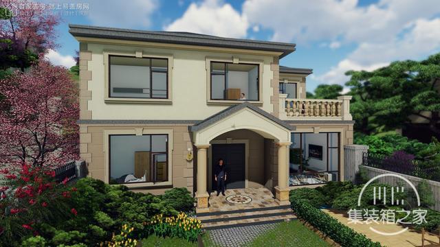 农村高档自建欧式别墅设计图纸-9.jpg