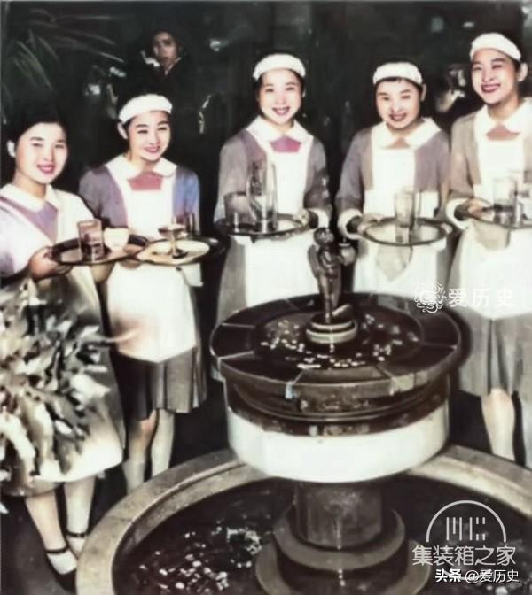 30年代西化后蔑视亚洲邻国的日本 奢华咖啡厅里百里挑一的女招待-3.jpg