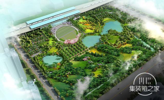 洪梅站前绿化公园景观-1.jpg