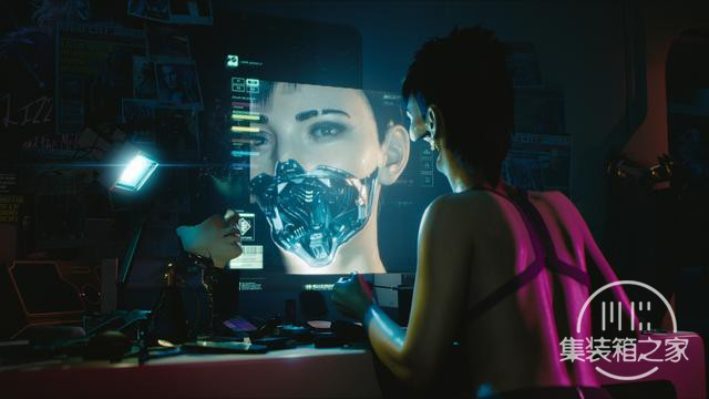 《赛博朋克2077》Steam商店开启预购 瞬间冲上热销榜榜首-4.jpg