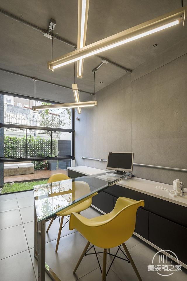 酷炫工业风 模块与美学并存的巴西集装箱可持续办公建筑设计欣赏-10.jpg