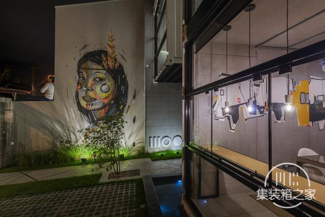 酷炫工业风 模块与美学并存的巴西集装箱可持续办公建筑设计欣赏-20.jpg