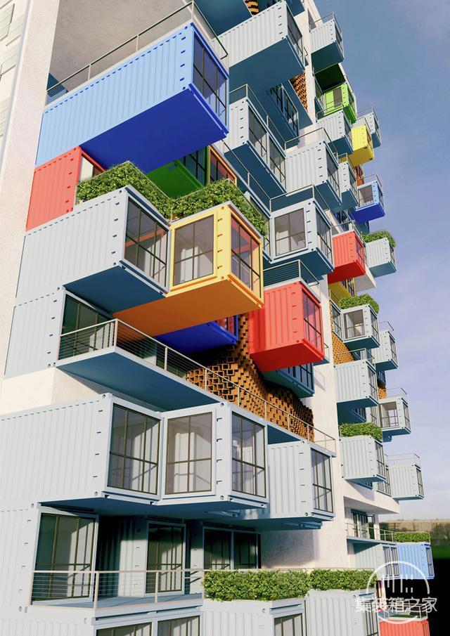 酷炫工业风 模块与美学并存的巴西集装箱可持续办公建筑设计欣赏-26.jpg