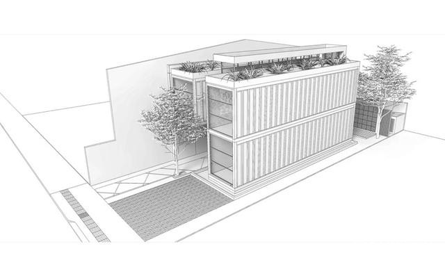 酷炫工业风 模块与美学并存的巴西集装箱可持续办公建筑设计欣赏-23.jpg