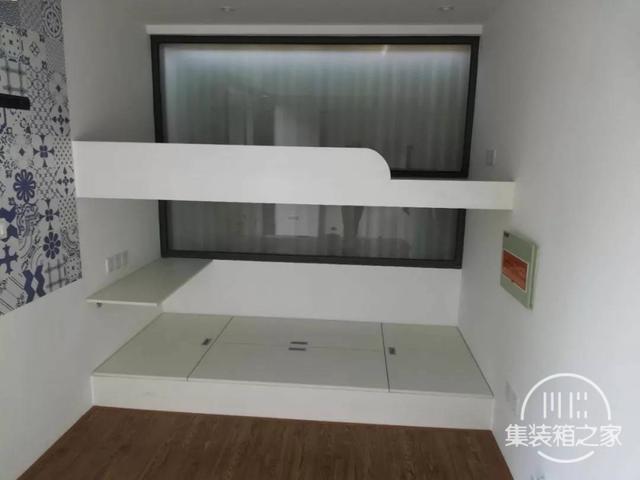 他用一个月时间,将6米集装箱改成惬意小屋,厨卫齐全还有地暖-15.jpg