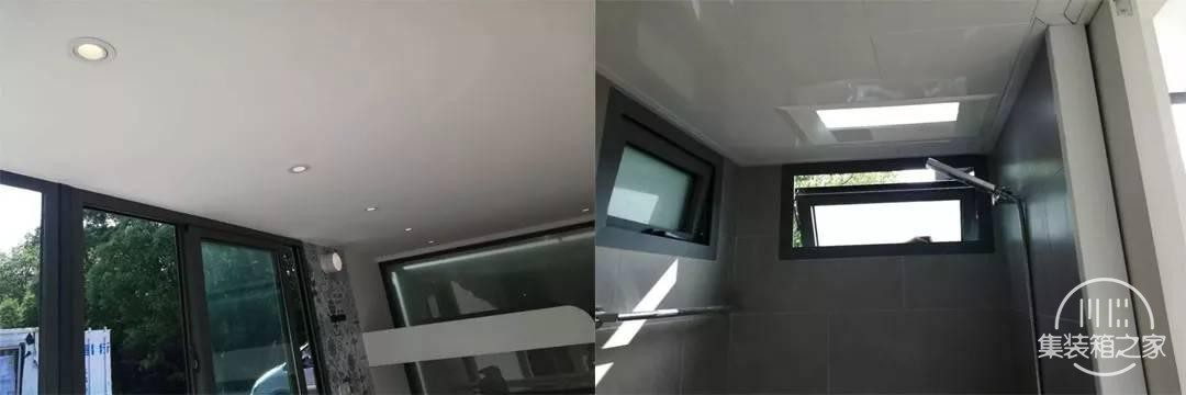 他用一个月时间,将6米集装箱改成惬意小屋,厨卫齐全还有地暖-18.jpg