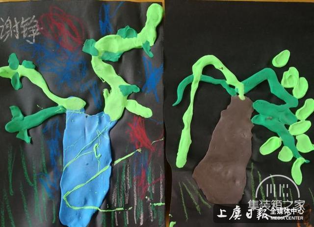 鹤琴幼儿园小小班开展创意美工班活动-2.jpg