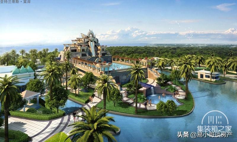 海南三亚海棠湾项目,亚特兰蒂斯实景图、效果图、样板间-11.jpg