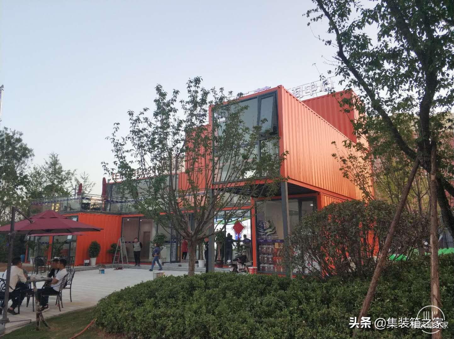 陕西渭南信达源著集装箱售楼部竣工照片-2.jpg