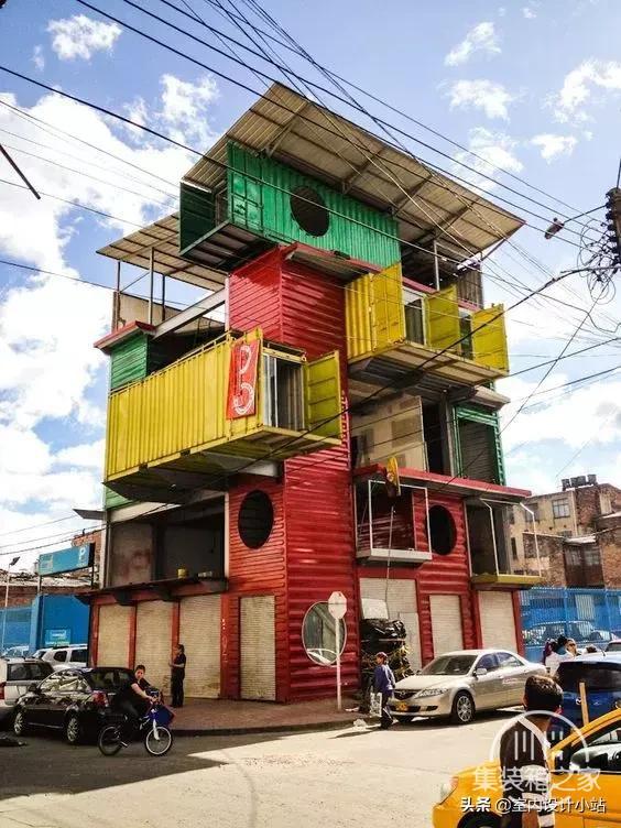 房子太贵?那就造个集装箱豪宅吧,太有想象力了!!-11.jpg