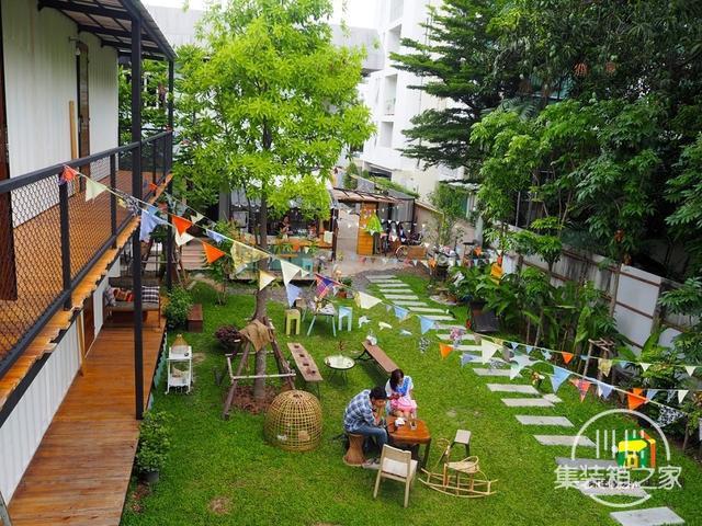 曼谷受欢迎集装箱旅馆--The Yard Hostel-28.jpg