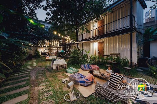 曼谷受欢迎集装箱旅馆--The Yard Hostel-32.jpg