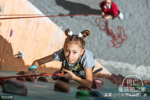 蹦床公园里的儿童攀岩墙对孩子有哪些好处-2.jpg
