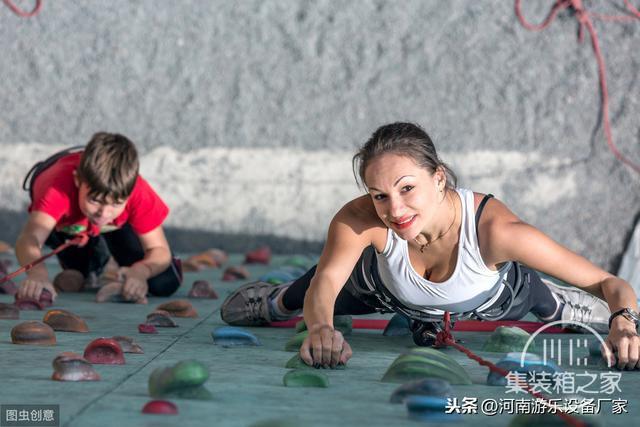蹦床公园里的儿童攀岩墙对孩子有哪些好处-1.jpg