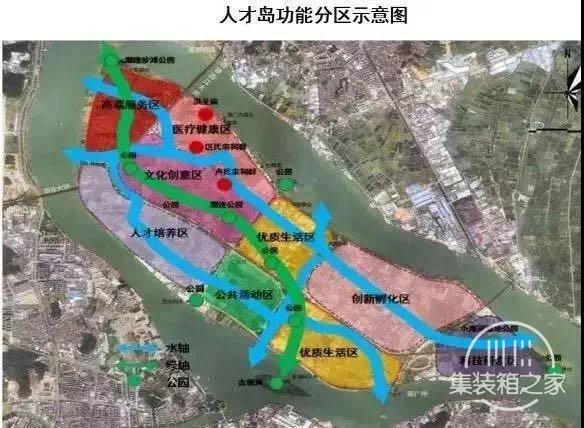 约12.5亿!江门人才岛5大项目招标,科技产业园一期2020年将完成建-4.jpg