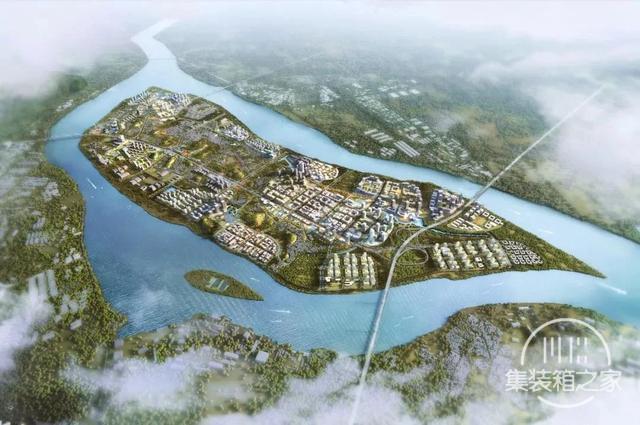约12.5亿!江门人才岛5大项目招标,科技产业园一期2020年将完成建-3.jpg
