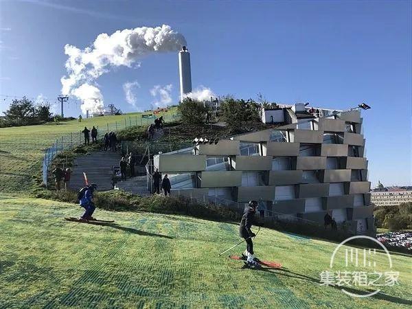 垃圾焚烧厂除了发电供暖还能滑雪攀岩,丹麦的垃圾不够用了-8.jpg