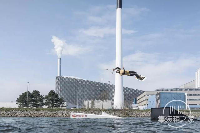 垃圾焚烧厂除了发电供暖还能滑雪攀岩,丹麦的垃圾不够用了-10.jpg