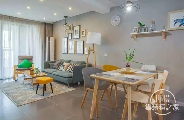 照着样板间装房子,不光省了5000设计费,连费用都低了1万多-4.jpg